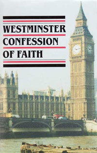 Westminster Confession Of Faith Color Graphic