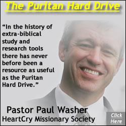 Paul Washer Puritan Hard Drive Quote Graphic