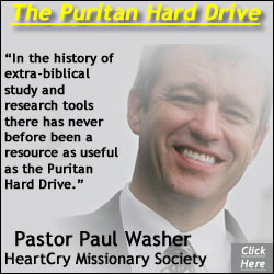 Paul Washer Puritan Hard Drive Quote Graphic