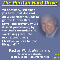 Bill Mencarow Recommends the Puritan Hard Drive BLue Graphic