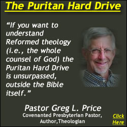 Pastor Greg Price Reviews & Recommends the Puritan Hard Drive