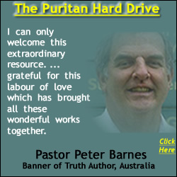 Peter Barnes Banner of Truth Author