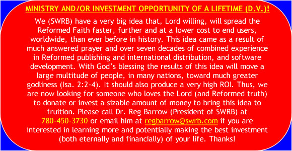 Ministry-Investment-Opportunity
