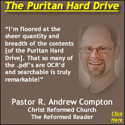 Pastor Andrew Compton Reviews & Recommends the Puritan Hard Drive