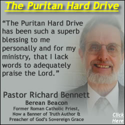Richard Bennet Puritan Hard Drive QUote Graphic