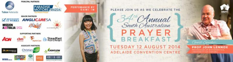 SA Prayer Breakfast Lennox event