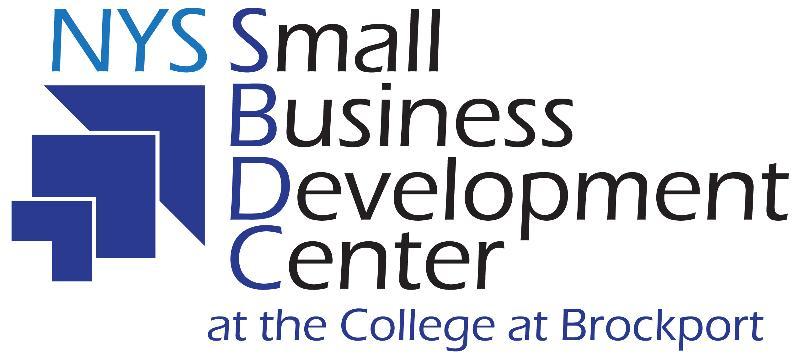 College at Brockport SBDC