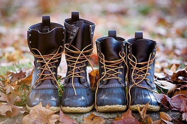 bean boots!