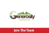 Generosity Brooklyn