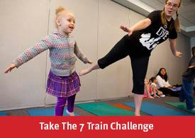 7 Train Challenge