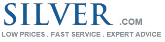 Silver.com LOW PRICES . FAST SERVICE . EXPERT ADVICE