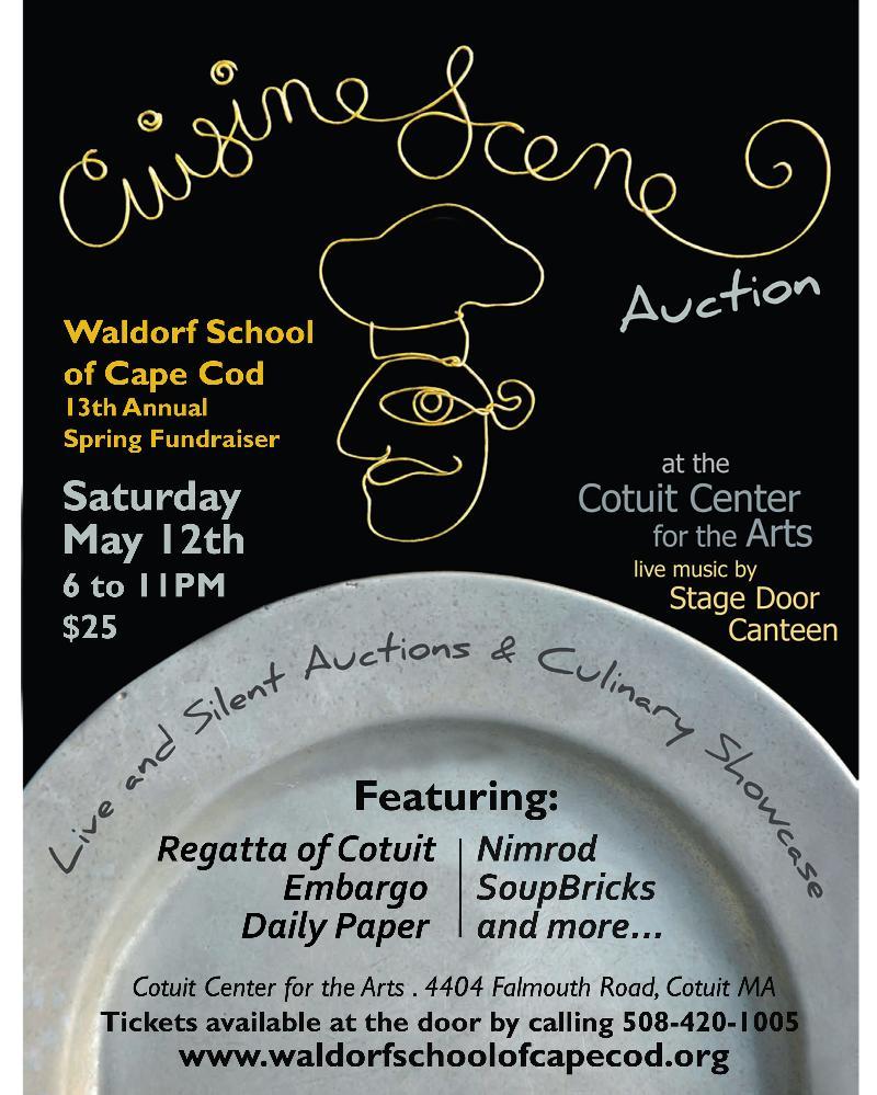 Cuisine Scene Auction