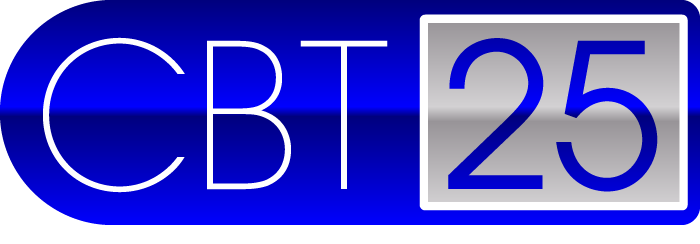 CBT 25th logo