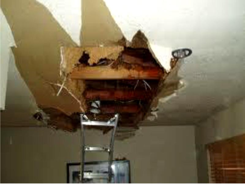Leaking Ceiling