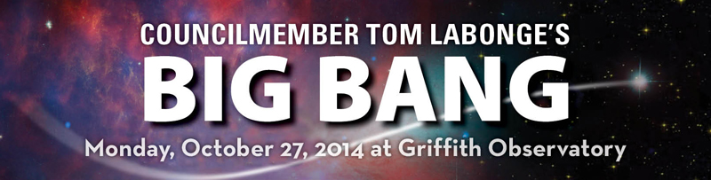 Tom LaBonge's Big Bang