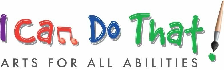 I Can Do That! Arts For All Abilities Logo