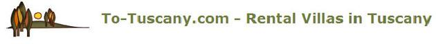 Fare clic con il pulsante destro del mouse qui per scaricare le immagini. Per motivi di riservatezza, il download automatico dell'immagine da Internet non � stato eseguito. To Tuscany logo ENG