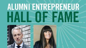 Alumni Entrepreneur Hall of Fame
