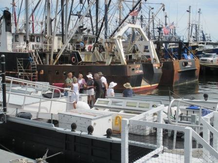 Elizabeth Laver Kacergis Open Ship