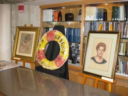 archives reception portraits