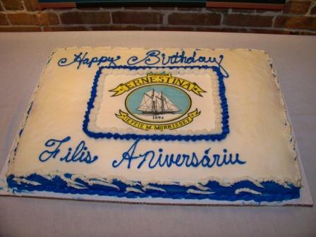 117 birthday cake