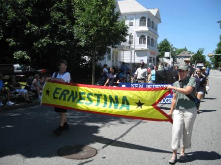2010 CV parade E banner