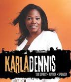 Karla Dennis, Tax & Business Strategist