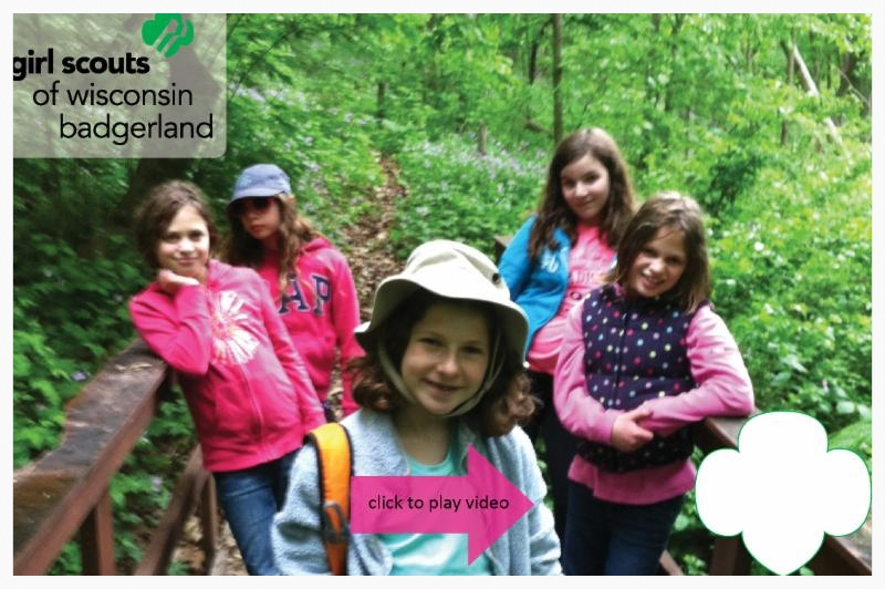 girl scouts of wisconsin   badgerland gt join us gt about