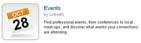 Events Pic. LinkedIn