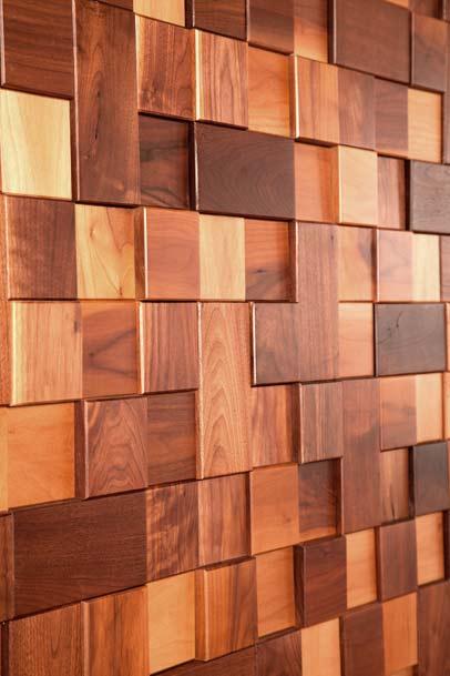 Everitt & Schilling Wood Tiles