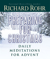 Preparing for Christmas -- Large Print Edition (book cover)