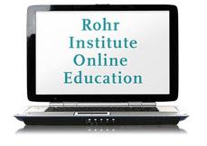 Rohr Institute Online Education