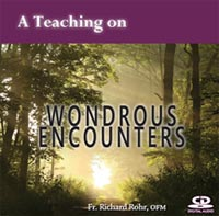 A Teaching on Wondrous Encounters -- CD cover