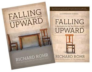 Falling Upward book + companion journal