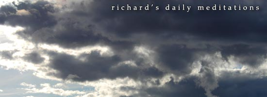 Richard's Daily Meditations