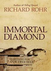 Immortal Diamond: Searching for Our True Self (book cover)