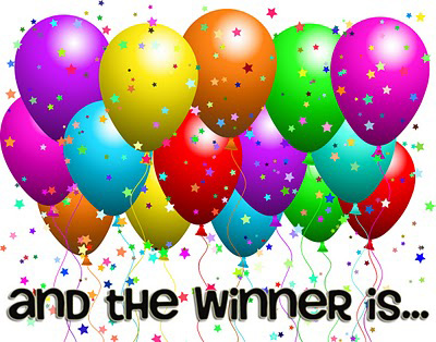 balloons, and the winner is