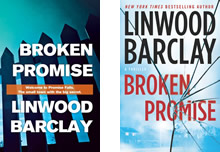 UK & US editions of Broken Promise
