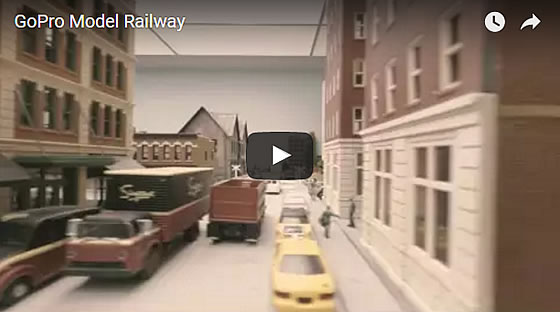 Model Railway on YouTube