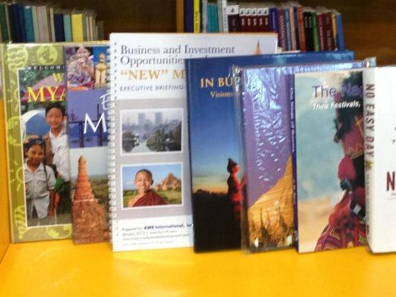myanbookshelf