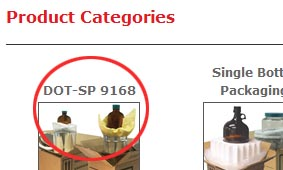 Web tip - product categories