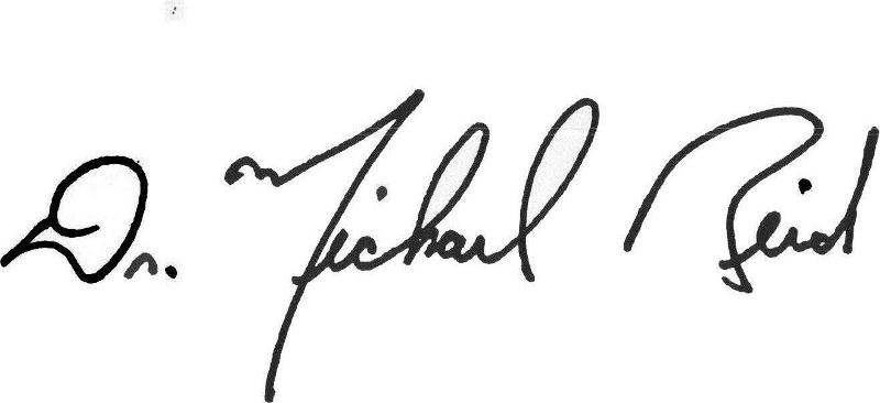 Dr Mike Signature