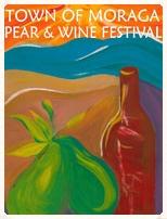 Moraga Pear and Wine Festival
