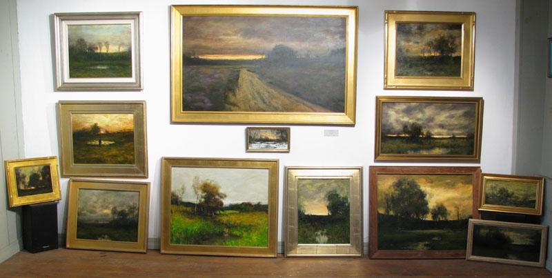 Dennis Sheehan paintings