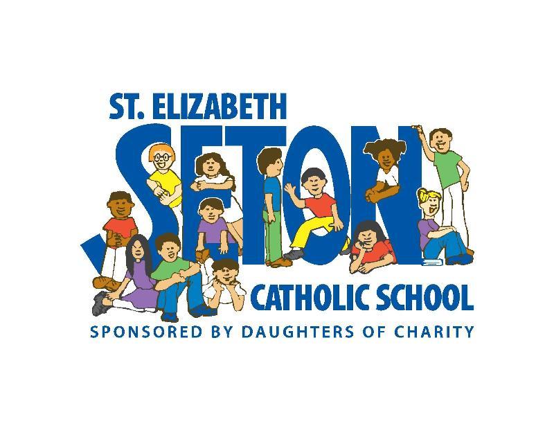 St Elizabeth Seton School Logo