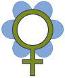 GSGC flower logo