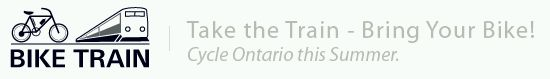 Bike Train Ontario