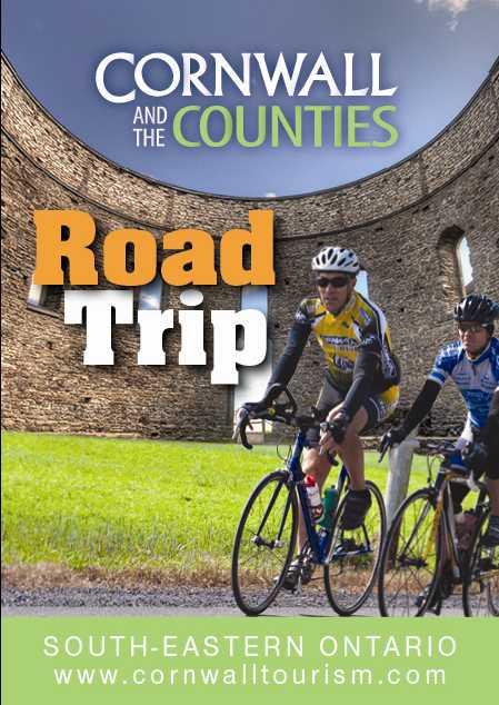Cornwall & Counties Cycling Map
