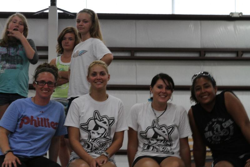 Girls Coaches