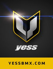 YESS BMX Logo, Ohio Dreams